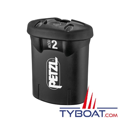 Petzl - Batterie rechargeable pour lampe frontale Duo S