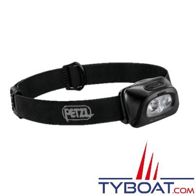 Petzl - Lampe frontale TACTIKKA+ - Noir