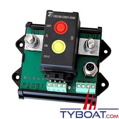 PHILIPPI - Coupe-circuit télécommandé avec fonction limiteur de sous-tensions et surtensions pour réseau PBUS.