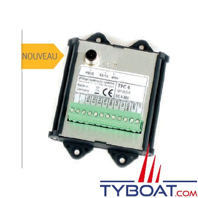 PHILIPPI - Interface de mesure de température pour réseau PBUS.