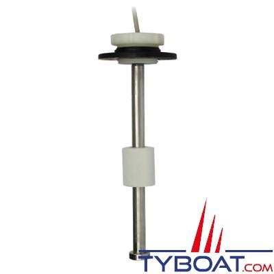 PHILIPPI - Jauge tubulaire pour eau douce - TGW450 - 435 mm min. de profondeur de cuve
