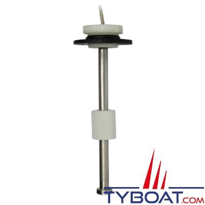 PHILIPPI - Jauge tubulaire pour eau douce - TGW800 - 785 mm min. de profondeur de cuve