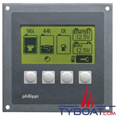 PHILIPPI - Moniteurs de réservoirs - EMETTEURS - MESURE - TCM 4V