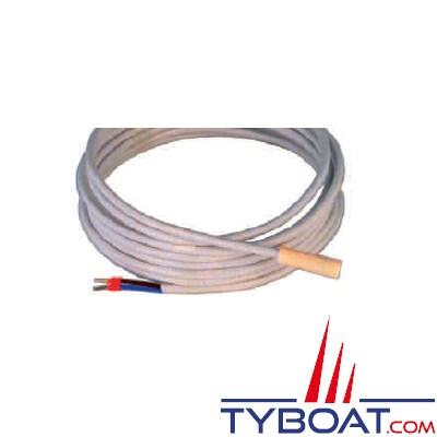 PHILIPPI - TEMP BT . Sonde de température pour moniteur TPM 5 et interface TPC4 pour réseau PBUS.