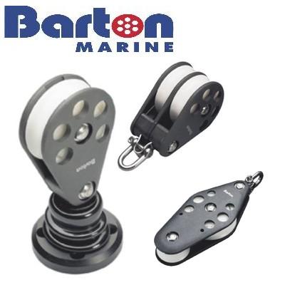 Poulies Barton Marine