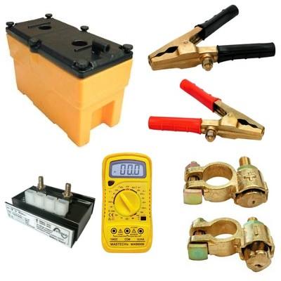 Batteries accessoires