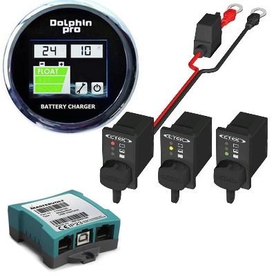 Chargeurs de batteries accessoires