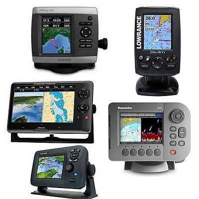 GPS traceurs - lecteur de cartes
