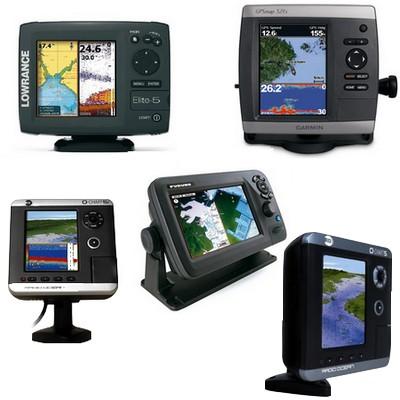 GPS traceurs - sondeurs