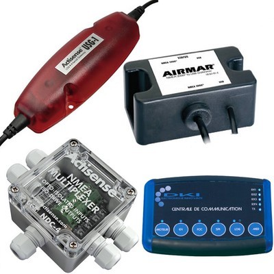 Interfaces NMEA & Multiplexeurs