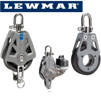 Poulies Lewmar