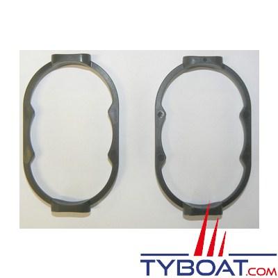 PLASTIMO - 2 clips de fixation pour pompe 925C, 1038C, 925 et 1038