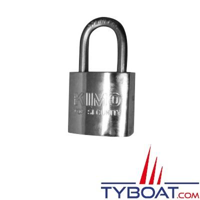 Plastimo 401704 - cadenas laiton chromé anse inox Ø6mm largeur 30mm