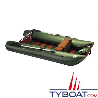 PLASTIMO - Annexe Fish - P270SF - Pêche lac et rivière - Grande stabilité - Charge maxi 350 kg