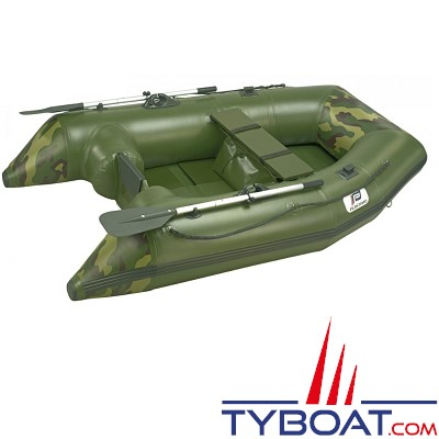 PLASTIMO - Annexe Fish - P540SF - Pêche lac et rivière - Grande stabilité - Charge maxi 350 kg