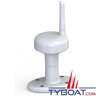 PLASTIMO - Antenne TV - Compacte omnidirectionnelle avec 10 mètres de cable