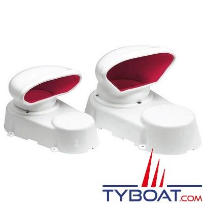 PLASTIMO - Boîte dorade classique Rouge - Longueur x largeur hors tout 260 x 160 mm