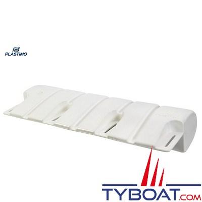 PLASTIMO - Bumper tous pontons 900 x 300 blanc