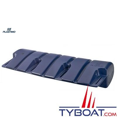 PLASTIMO - Bumper tous pontons 900 x 300 Gris
