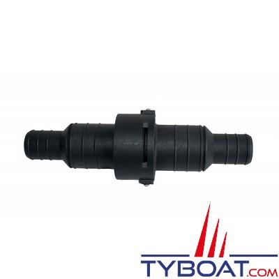 Plastimo - Clapet anti-retour pour event - Tuyau Ø 25 millimètres