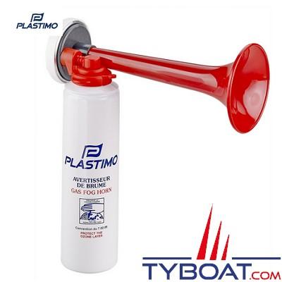PLASTIMO - Corne de brume à gaz non inflammable