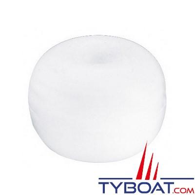 Plastimo - Flotteur pour balisage - Blanc - Ø 17 cm - Hauteur 14,5 cm - Lot de 5