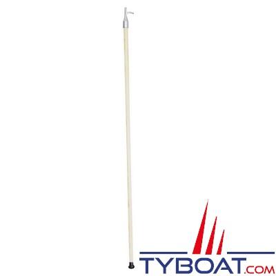 Plastimo - Gaffe manche pin - 240 cm