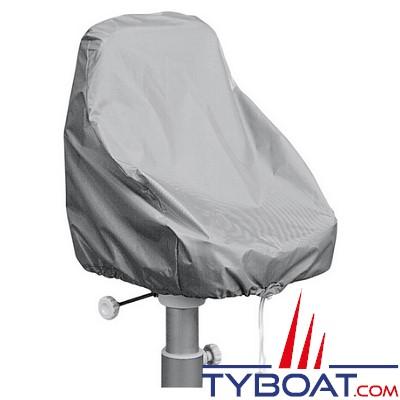 PLASTIMO - Housse de proptection - Couvre siège - Nylon - Gris