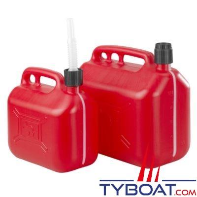 PLASTIMO - Jerrican à bec verseur 10 litres