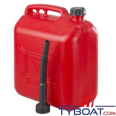 PLASTIMO - Jerrican à bec verseur 20 litres