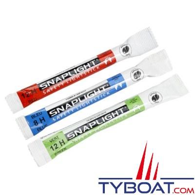 PLASTIMO - Kit de 3 bâtons lumineux assortis (bleu,rouge,vert)