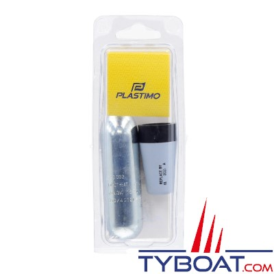 Plastimo - Kit recharge Pro-Sensor ELITE 38G