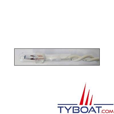 PLASTIMO Lampe 19V 40 MA pour compas blanc