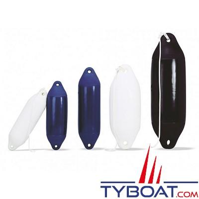 PLASTIMO - Pare-battage PERFORMANCE - PVC souple - Résistant UV - 40 centimètres - Noir