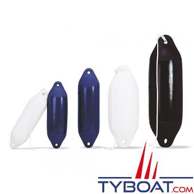 PLASTIMO - Pare-battage PERFORMANCE - PVC souple - Résistant UV - 40 centimètres - Bleu