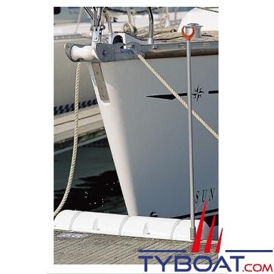 PLASTIMO - Perche de récupération - Pour défenses de ponton - Sécurité et confort