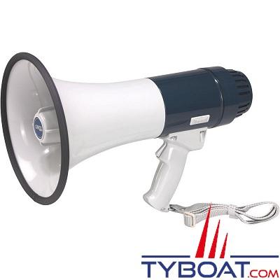 PLASTIMO Porte Voix Avec Micro Intégré Amplifié Portée - Porte voix