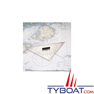 PLASTIMO - Rapporteur triangulaire
