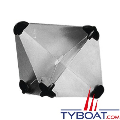 PLASTIMO - Réflecteurs radar type octaèdre - 3 m2