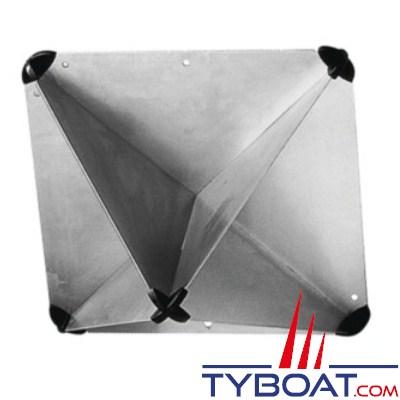 PLASTIMO - Réflecteurs radar type octaèdre - 45 cm