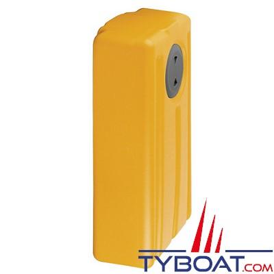 PLASTIMO - Réservoir vertical pour eaux noires 61 litres - 20x39x95 cm