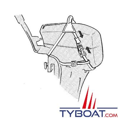 PLASTIMO - Sangle de levage pour moteur hors-bord - 50 Kg max