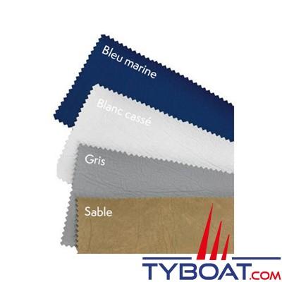 Plastimo - siège rabattable vinyl - bleu marine