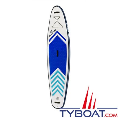 PLASTIMO - Stand up paddle gonflable 3.30M 1 adulte (60-100kg)