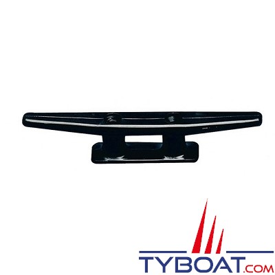 Plastimo - Taquet polyamide - longueur 110 mm - noir - par 2 pièces