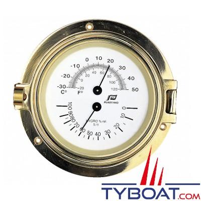 PLASTIMO - Thermomètre hygromètre 4,5