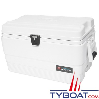 IGLOO - Glacière-siège - portable - IGLOO54 - 51.3 litres utiles