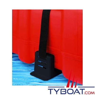 Nourrice Verticale carburant - Polyethylène avec réserve de sécurité - Volume 22L