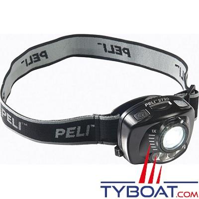 Peli - Lampes frontales - IPX4 - Mode main libre (activation au mouvement)