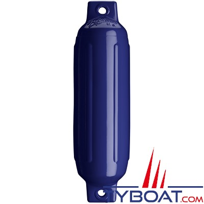 Pare-battage polyform U.S G-5 bleu Ø22.4 x 68.1 cm